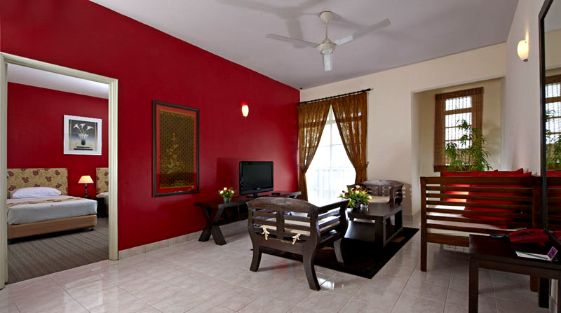 1 Bedroom Suite, Ancasa AllSuites Resort and Spa