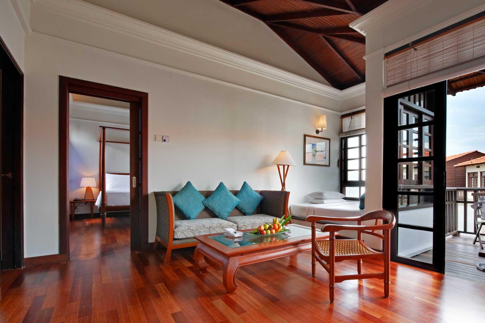 Avillion Port Dickson cozy boutique hotel in center of