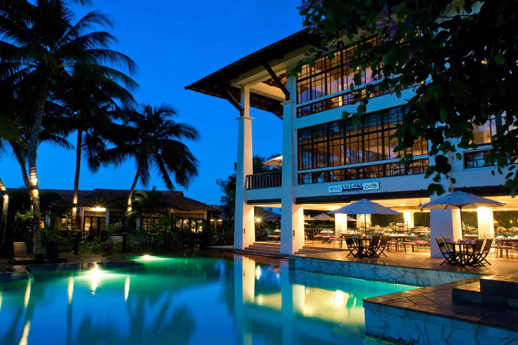 Avillion port dickson cozy boutique hotel in center of for Boutique hotel resort