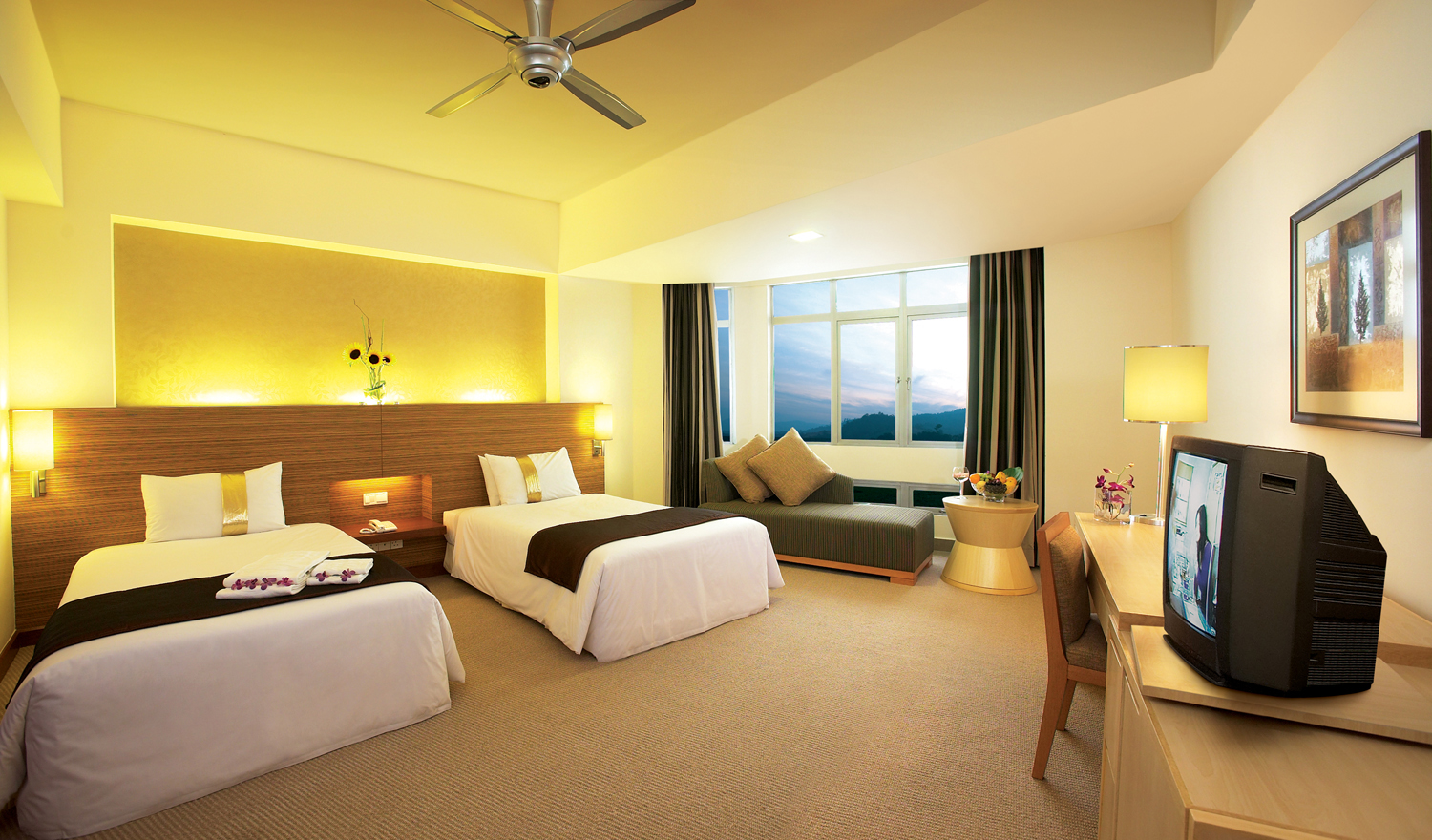 Resort Hotel Genting Deluxe Room
