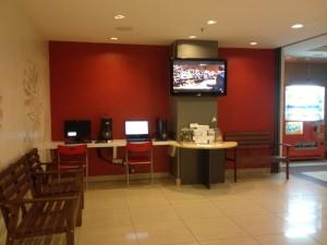 Internet Area, Tune Hotel Kota Damansara