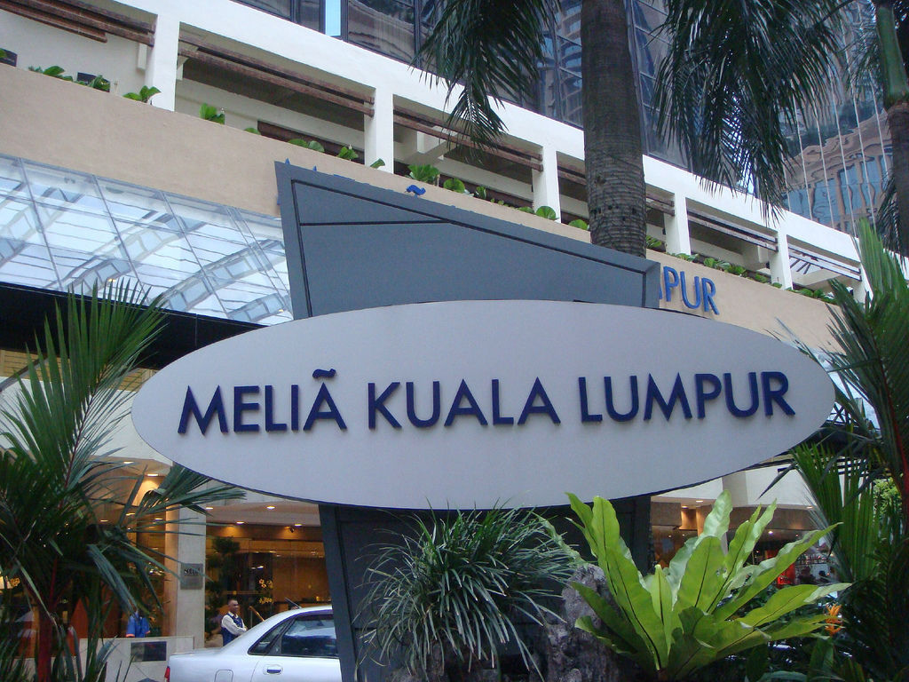 Melia kuala lumpur first earthcheck platinum certified for Melia hotel
