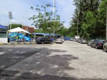 Car park, Duta Bus Terminal