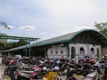 Surau, Duta Bus Terminal