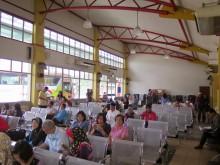 Waiting lounge, Duta Bus Terminal
