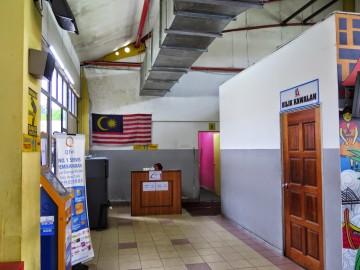 Toilet, Duta Bus Terminal