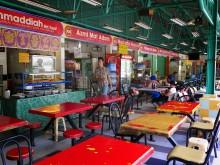 Food court, Duta Bus Terminal
