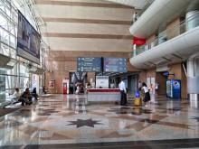 Information counter, Stesen Sentral Kuala Lumpur