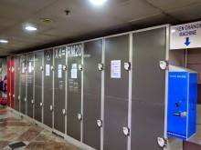 Luggage storage, Stesen Sentral Kuala Lumpur