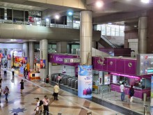 KLIA Transit station, KL Sentral