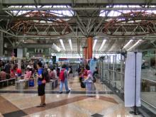 Waiting area, KTM Intercity