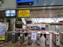 KL Sentral KTM Komuter station