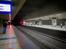 Platforms, KL Sentral KTM Komuter station