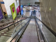 Elevators, KL Sentral LRT station