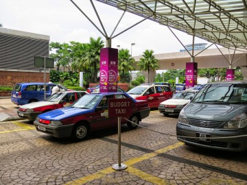 Taxis, KL Sentral