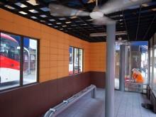 Waiting area, Pekeliling Bus Terminal