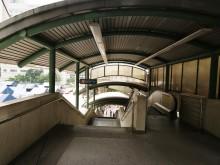 Connecting bridge to Pekeliling Bus Terminal