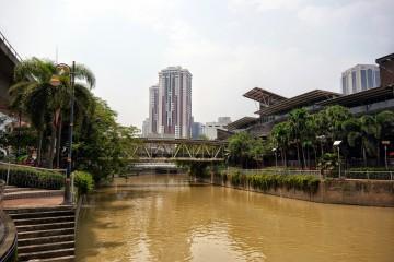 Gombak river