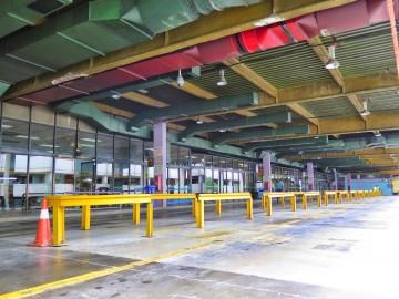 Bus waiting area, Putra Bus Terminal