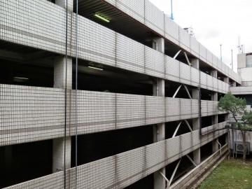 Car park, Putra Bus Terminal