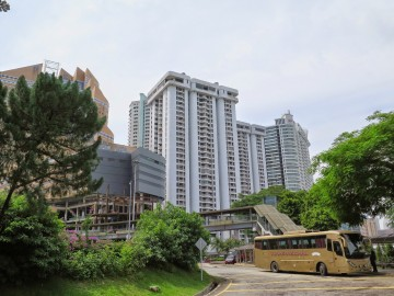 Condominium near Putra Bus Terminal
