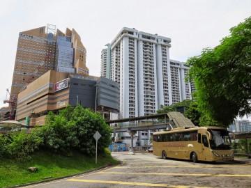 Condominium near Putra Bus Terminal