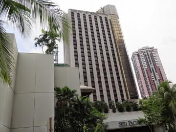 Seri Pacific Hotel near Putra Bus Terminal