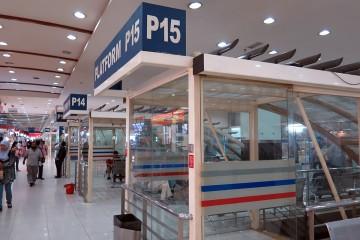 Inside Pudu Sentral