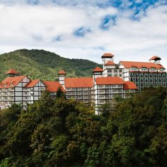 Heritage Hotel Cameron Highlands, enjoy the scenic natural ambiance