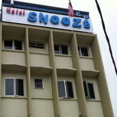 Snooze Hotel, easy access to all that the lively Highlands city has to offer