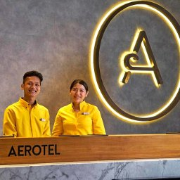 Aerotel Kuala Lumpur, strategically located beside klia2 terminal and just 5 mins walk away
