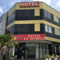 EV World Hotel Kota Warisan, a great choice for accommodation when visiting the KLIA / klia2 airports