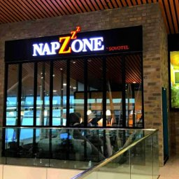Napzone KLIA by Sovotel, strategically located in Satellite Terminal at the KLIA with minimalist accommodation