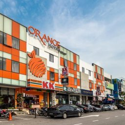 Orange Hotel KLIA & klia2, a great location for those staying a night or two or travel light