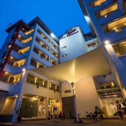 Tune Hotel KLIA Aeropolis, a Tune hotel next to the LCCT featuring 218 rooms and free shuttle transfer