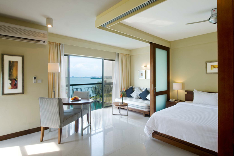 Straits studio, View Wing, Avillion Admiral Cove Hotel