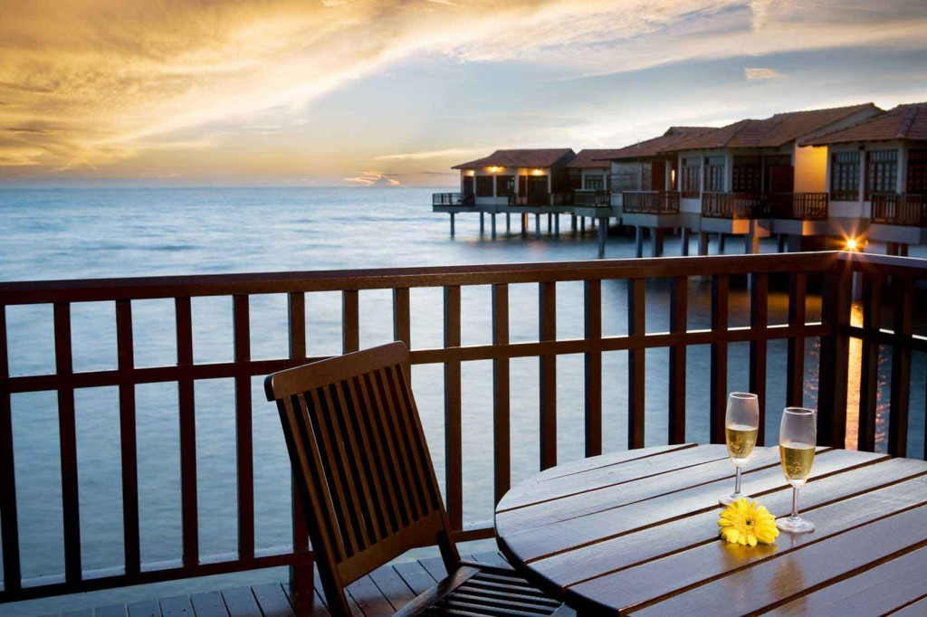 1 Bedroom Water Villa, Avillion Port Dickson