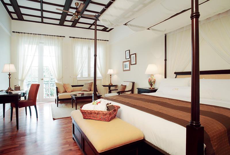 Deluxe room, Cameron Highlands Resort