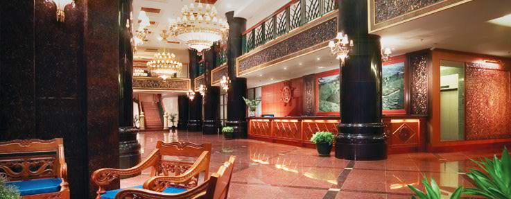 Lobby, Century Pines Resort