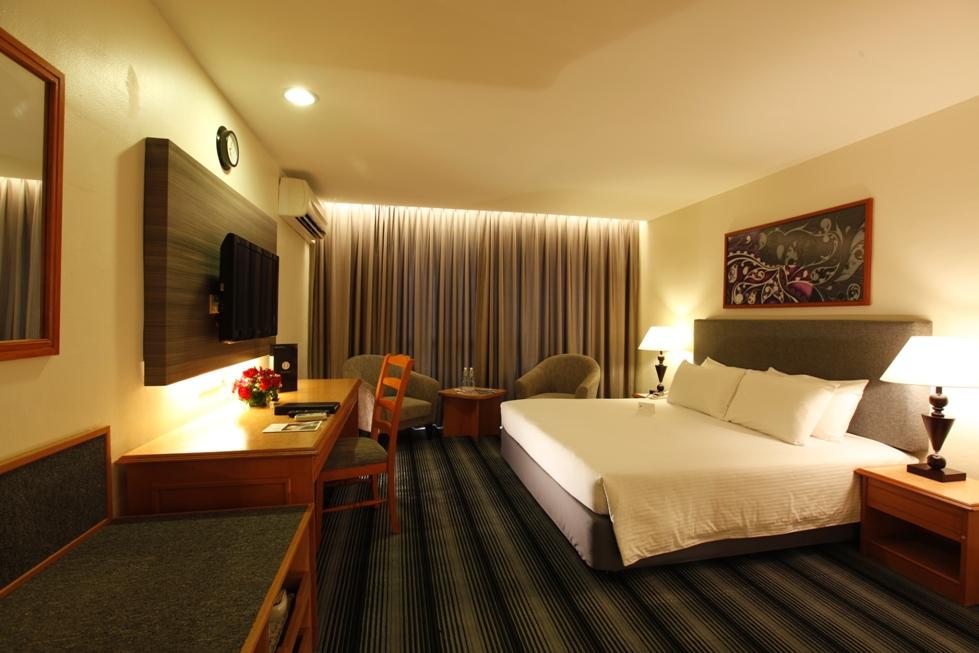 Deluxe room, Concorde Inn KLIA