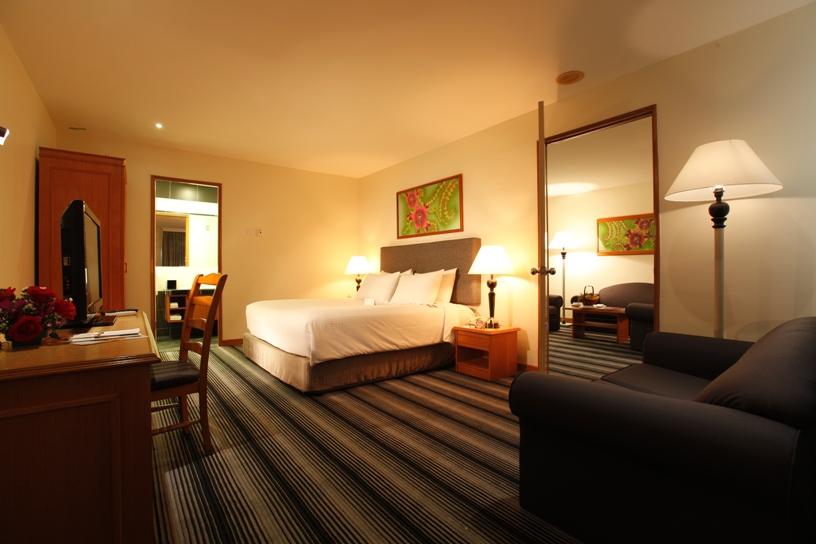 Executive suite, Concorde Inn KLIA