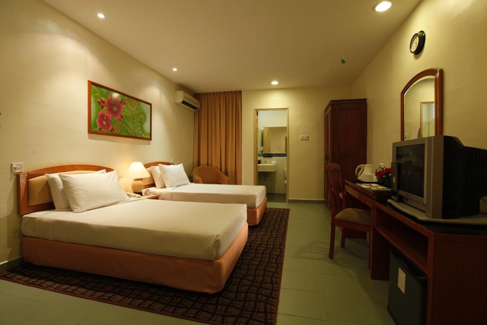 Superior room, Concorde Inn KLIA