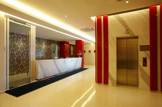 D boutique hotel spacious and elegant stay near klia klia2 for Boutique hotel 01