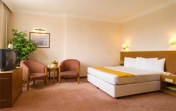 Deluxe room, Empress Hotel Sepang