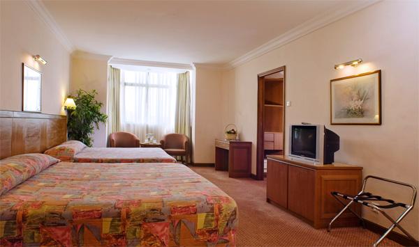 Twin room, Empress Hotel Sepang