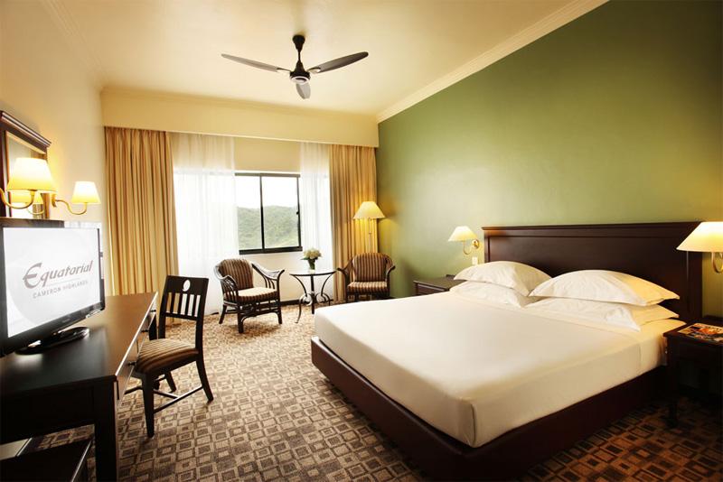 Superior room, Equatorial Cameron Highlands