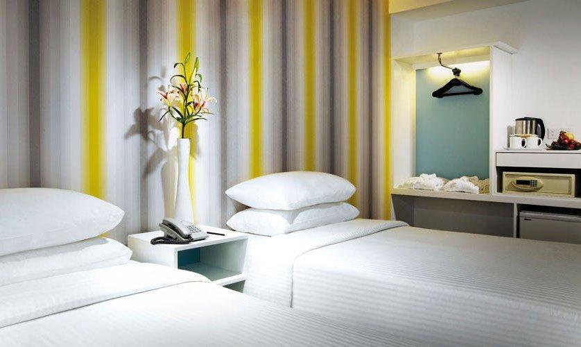 Y5 Deluxe Rooms