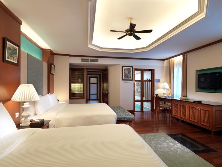 Executive Pool Villa, Grand Lexis Port Dickson