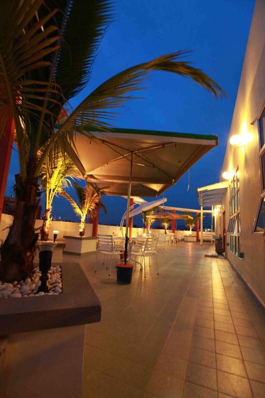 Hotel area, Langit-Langi Hotel