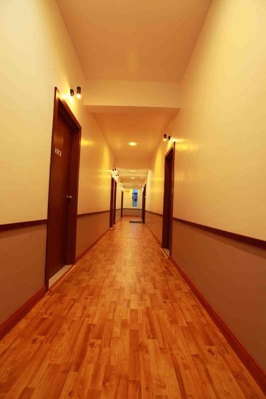 Hallway, Langit-Langi Hotel
